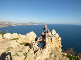 arestbeforethedescentcalpe