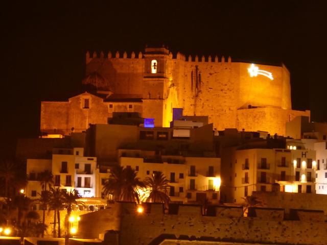 castillobynightpeniscola