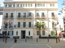 coloniallookingcityhallgibraltar