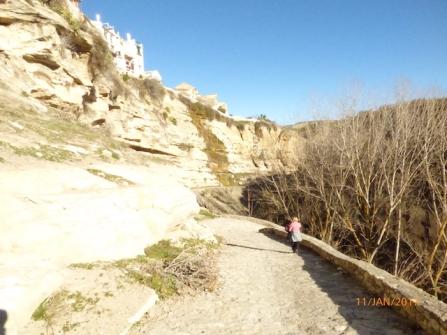 gorgewalkingtrailalhamadegranada