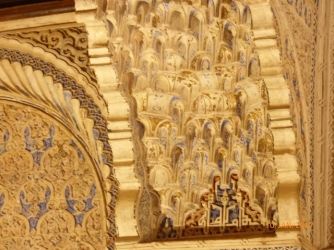 intricatecarvingsalhambragranada