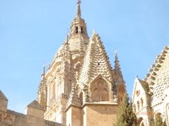cathedralspiressalamanca