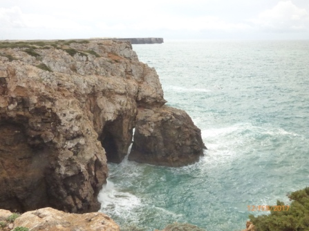 cliffformationsagres