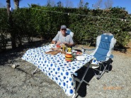 LunchInTheSunLanguedoc