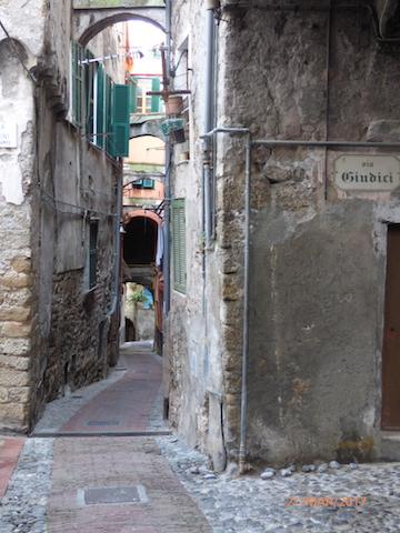 VentimigliaOldTownBackStreets
