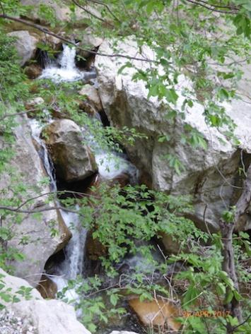 WaterfallsNPPaklenica