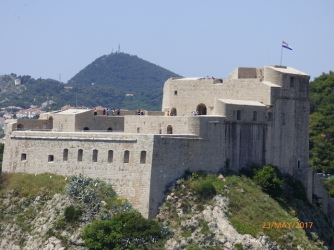 FortifiedCastleDubrovnik