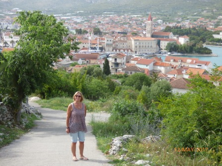 GreatTownViewTrogir