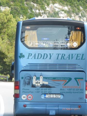 PaddiesOnTour?Dubrovnik