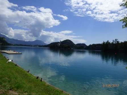 BeautifulLakeBled
