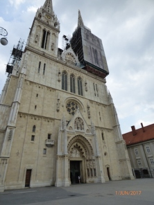 CathedralZagreb