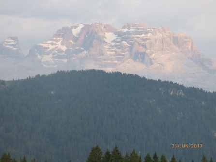 DolomitesAglow.Trentino