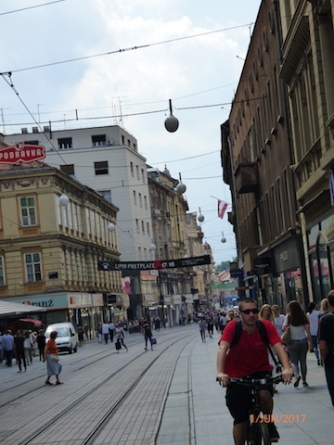 IlliacShoppingStreetZagreb