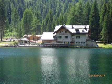 RifugioNambino.Dolomites