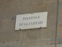 WeCameWeSawButJustTheOutside!Firenze