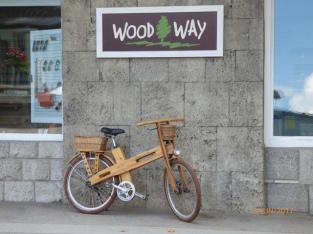 WoodenBikeBled