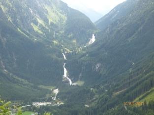 Austria'sLongestWaterfall.KrimmlFalls.