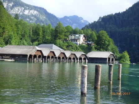 BoatHouses?Konigssee