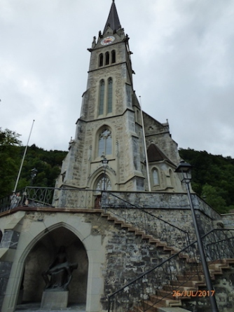 Church,Vaduz