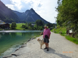 EveningStroll.Konigssee