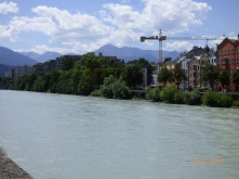 FastFlowingRiverInn.Innsbruck