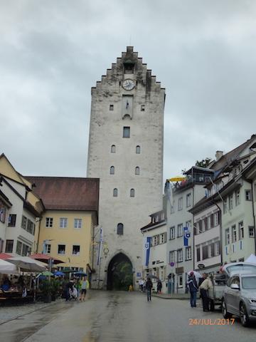 GateTower.Ravensburg