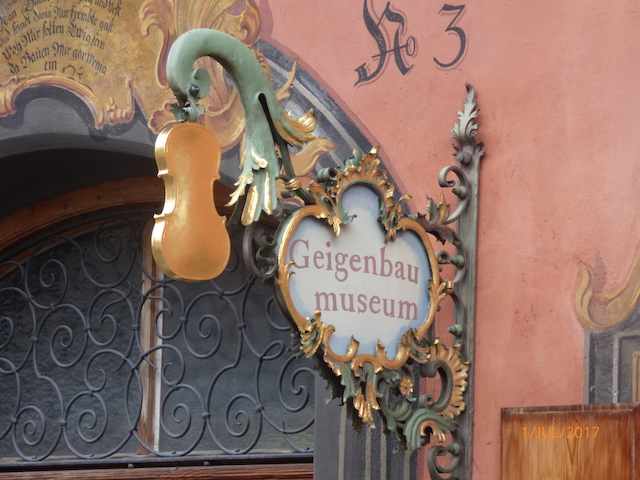 GeigenbaumMuseum.Mittenwald.Bavaria