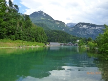 Germany'sHighestLake.Konigssee