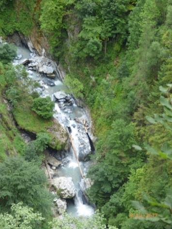 GlockeGorgeWaterfalls.Mayrhofen