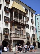 GoldenRoofMuseum.Innsbruck