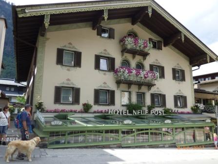 HowPrettyAreThoseWindowBoxes?Mayrhofen
