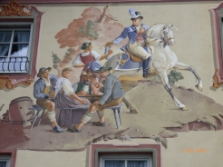 LookAtTheDetailHere!Mittenwald.Bavaria