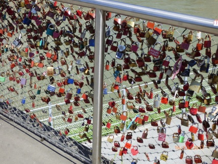 LoveLockCentral!Salzburg