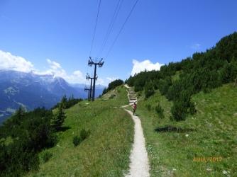 NotFarFromTheTopNow.Garmisch