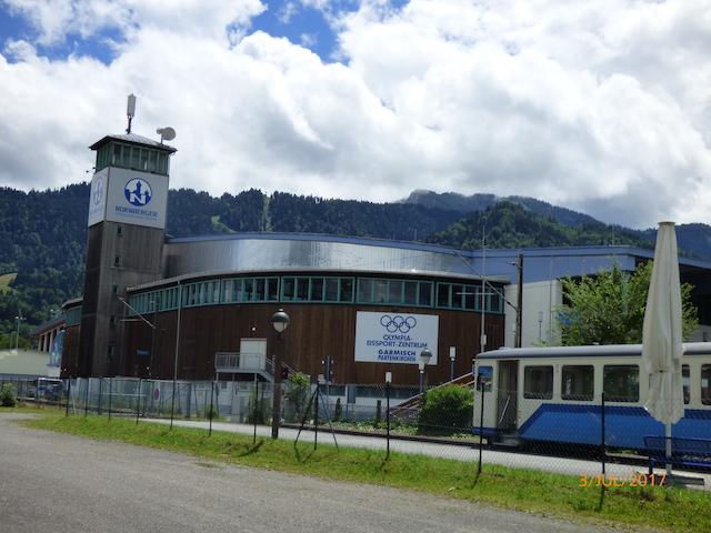 OlympicStadium.Garmisch