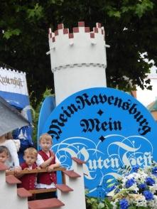 ReplicaTowerParadeFloat.Ravensburg