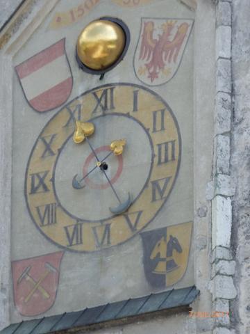 SchwazTownClock