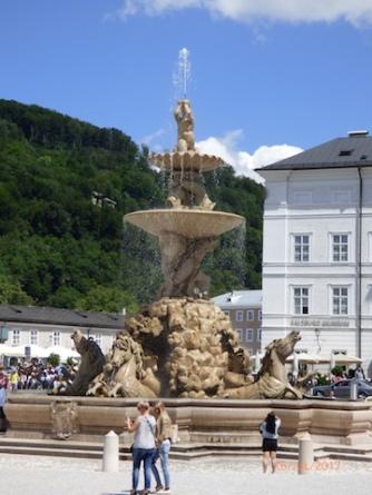 TheHorseFountain.Salzburg