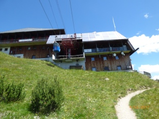 TopStationWankCableCar.Garmisch
