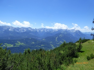 ViewFromTheSummit.Garmisch