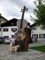 Violin:Viola:Cello?Mittenwald,Bavaria