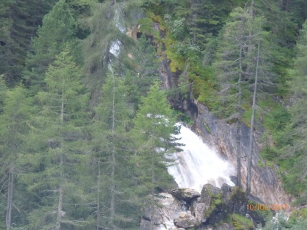 Waterfalls.Hintertux