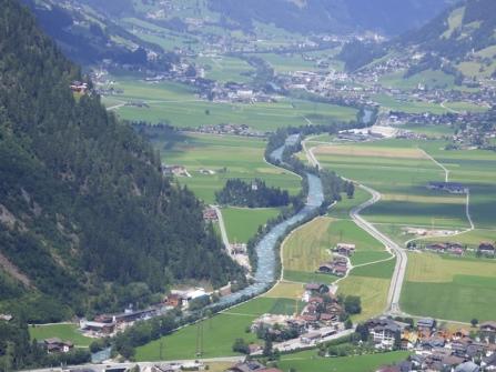 ZillerValleyViews.Mayrhofen