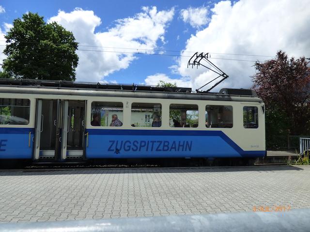 ZugspitzeRailway.Garmisch