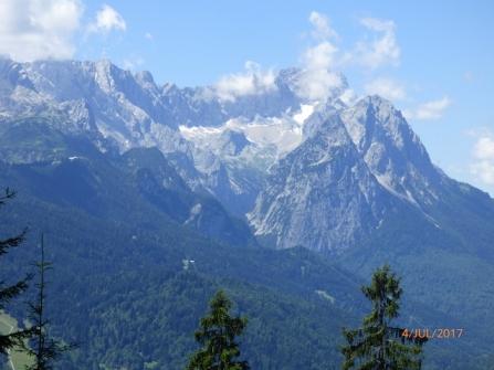 ZugspitzeRange.Garmisch
