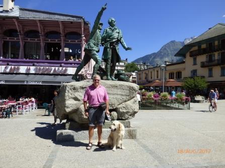 MontBlanc'sUpThere!Chamonix