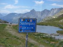 SustenpassLake